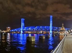 Jacksonville Sehenwürdigkeiten: Main Street Bridge