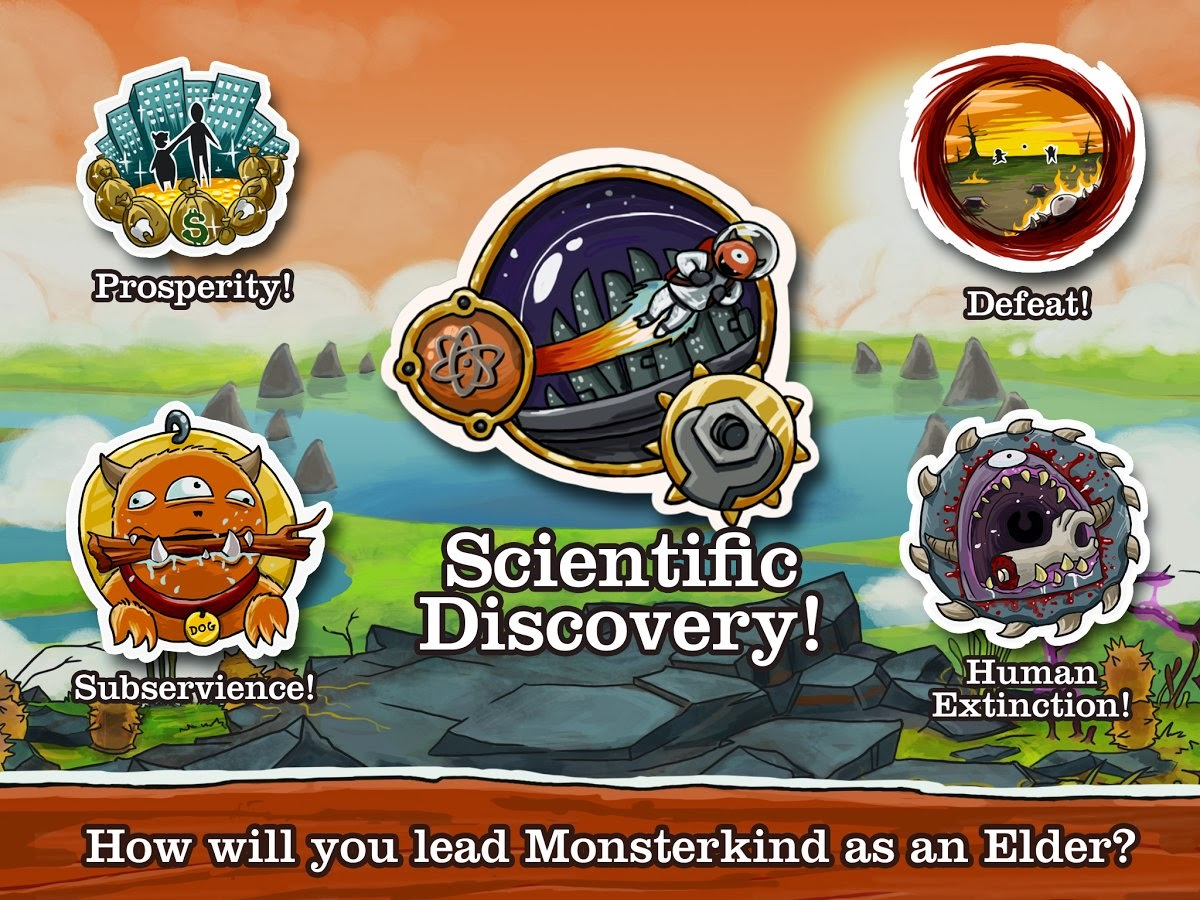 Monster Loves You v0.9.28 APK Full Android Download Free