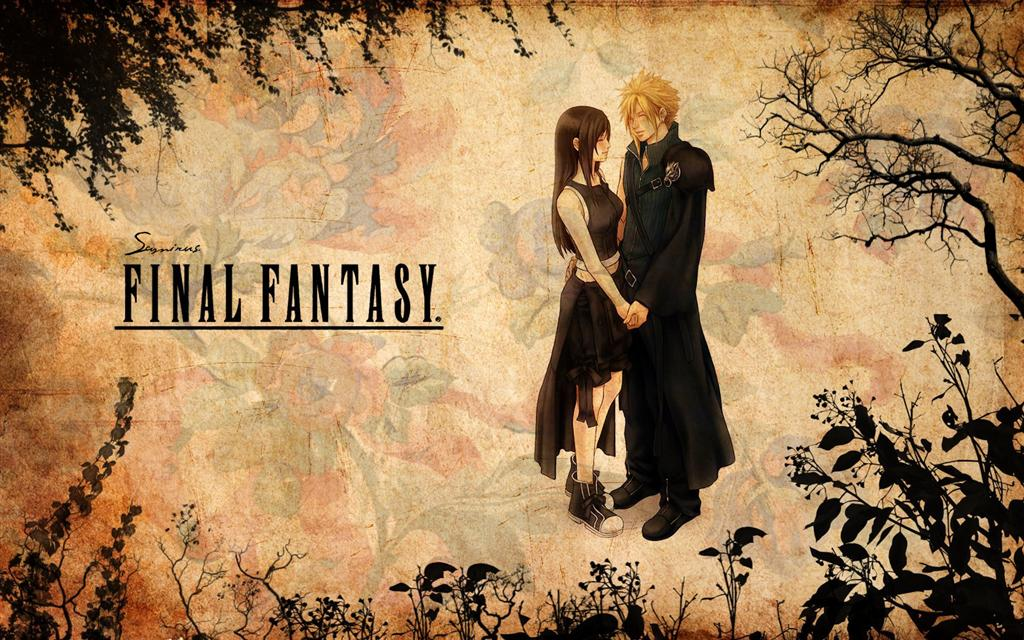 Final Fantasy HD & Widescreen Wallpaper 0.211154782980937