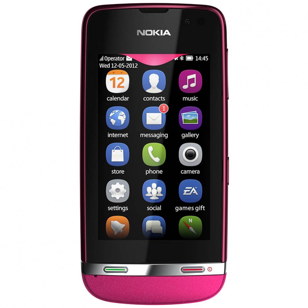 Cuma Nokia Asha yang Bisa Memberi 4 Gratisan | violia ...