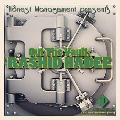 Album: Rashid Hadee - Out The Vault