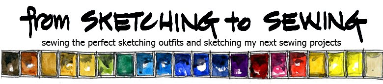 From Sketching to Sewing