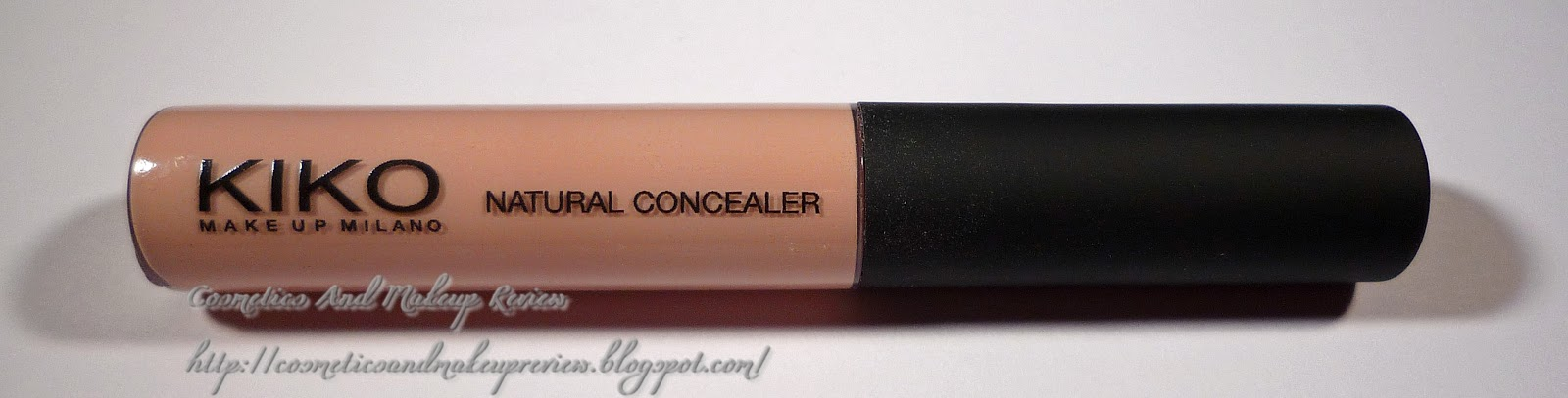 KIKO - Natural Concealer - 01 chiaro - tubetto