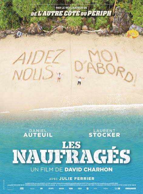 Daniel Auteuil et Laurent Stocker se retrouvent (presque) seuls au monde, après s'être échoués sur une île (presque) déserte... Le résultat sera-t-il une comédie (presque) réussie ?