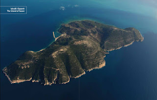 Sazan, The gratest Albanian Island of to Become Major Tourist Attraction