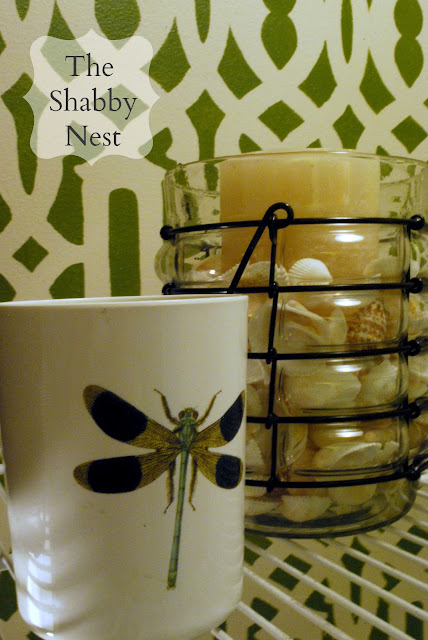 The Shabby Nest Laundry Room Accessories