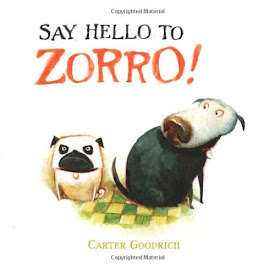Say Hello to Zorro! - Children's Book