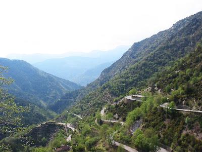 Col de Turini - França
