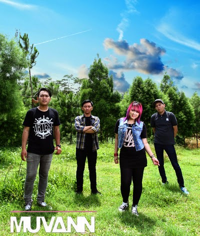 download mp3 Muvann Band Pop Punk Jakarta Indonesia Foto Personil Logo Wallpaper Reverbnation Purevolume Twitter Facebook