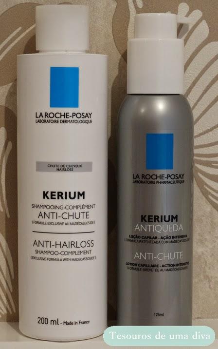 Kerium Anti-queda (xampu e loção)