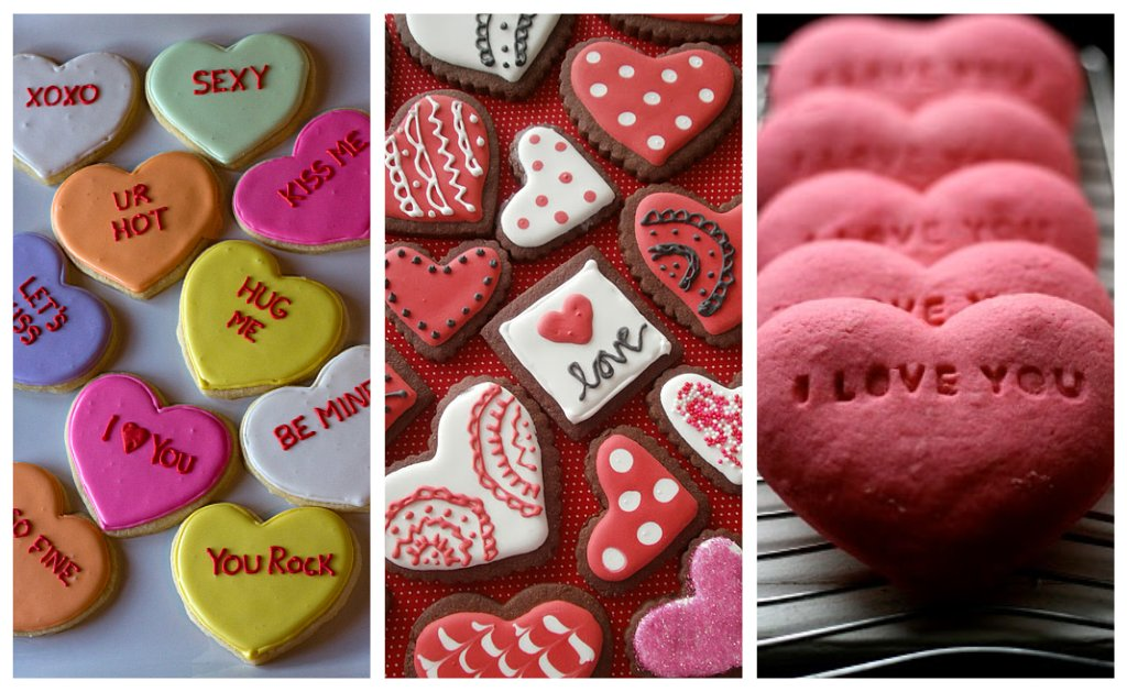19 Heart Shaped Cookie Recipes - Something Swanky
