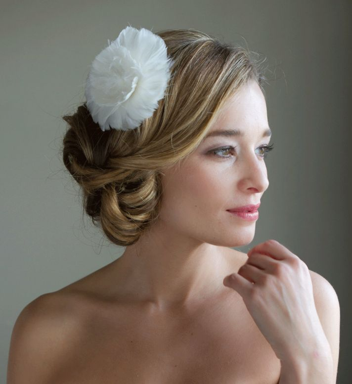 gorgeous bridal hairstyle
