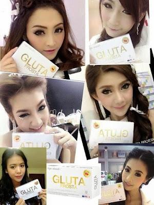 GLUTA FROSTA popular dikalangan artis2 di thailand Rumusan khas bagi yg ingin kulit yg cantik, bersih, cerah tanpa noda Gluta Frosta 30 Capsules Secret Recipe for Natural Clear White L-glutathione  PROMOTION PRICE: FREE POSLAJU RM110 W/M (S/M) RM120 E/M (S/S)  (Harga Jualan Pasaran Malaysia : RM 50.00 ++)   HARGA BORONG/WHOLESALER HARGA BORONG:**FREE POSLAJU SEMENANJUNG RM100.00 x 6 KOTAK RM95.00 x 12 KOTAK RM93.00 x 24 KOTAK keatas