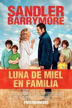 Descarga Luna de Miel en Familia (2014) 1 link Audio Latino