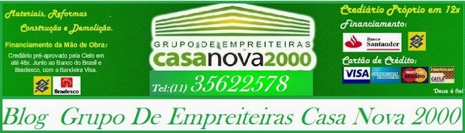 Blog  Oficial do Grupo Casa  Nova 2000