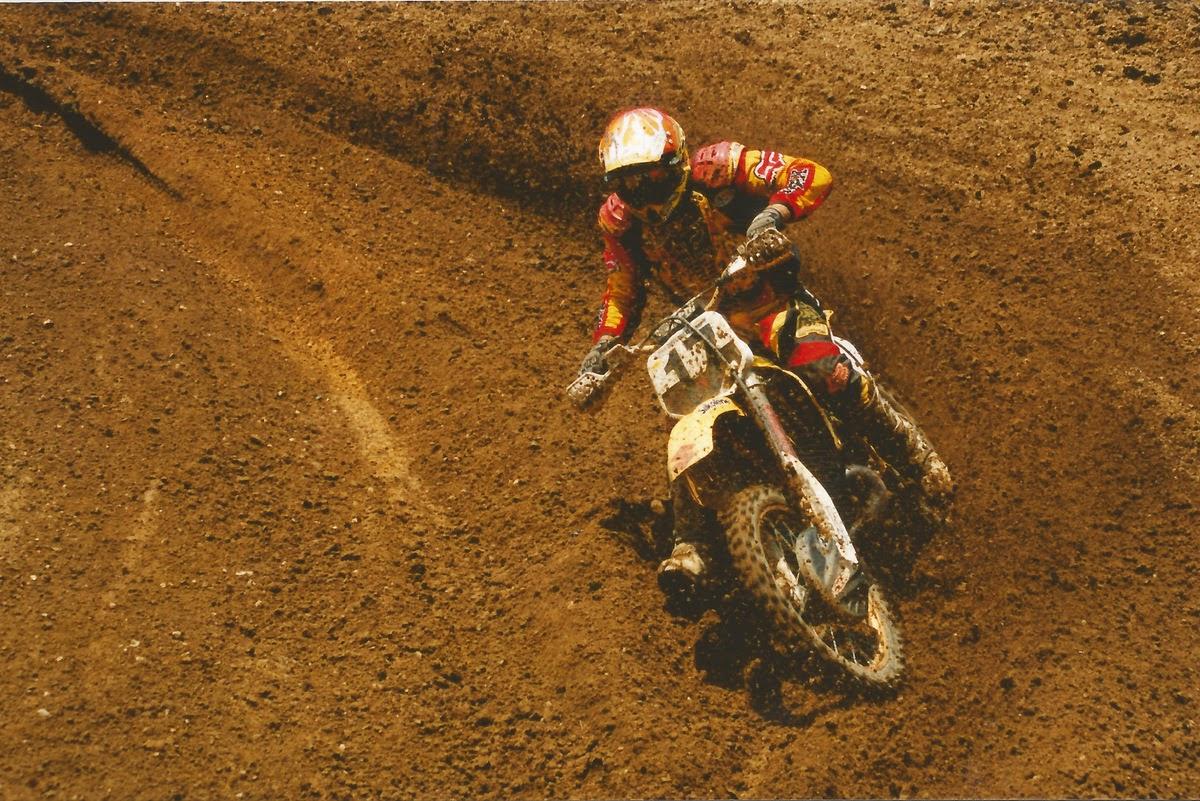 Robbie Reynard Budds Creek 2000