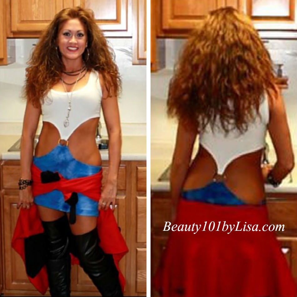 beauty101bylisa diy pretty woman vivian costume