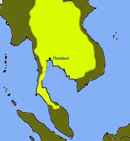 Taksin The King of Thonburi Searching in History