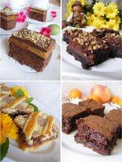 Diós sütemények