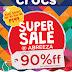 Crocs Super Sale Caravan Returns to Davao