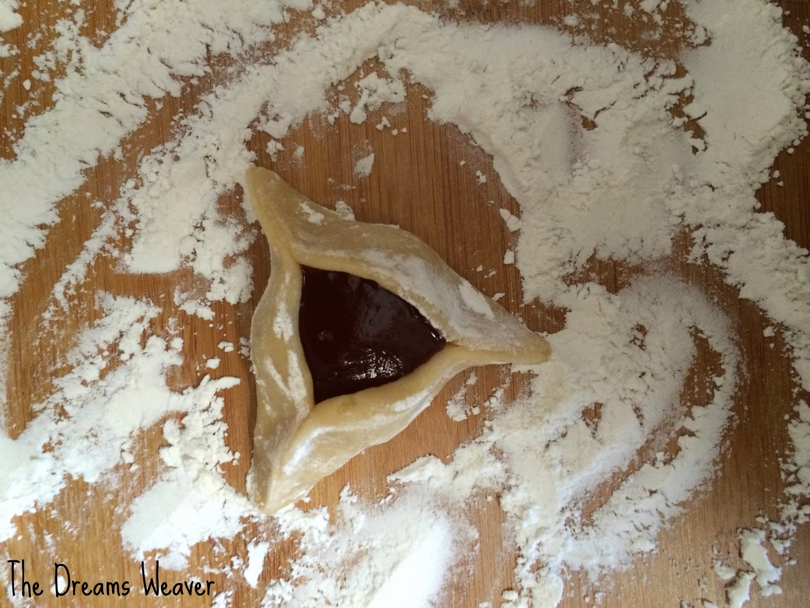 Hamantaschen Cookies~ The Dreams Weaver