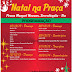 Serrolândia: Programação Natal da Praça para domingo dia 08/12/2013