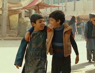 father and son relationship in the kite runner