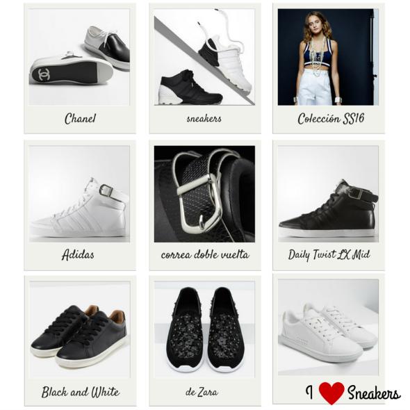 sneakers primavera verano 2016 que se llevara