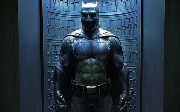 El nuevo traje del Hombre Murciélago en Batman V Superman