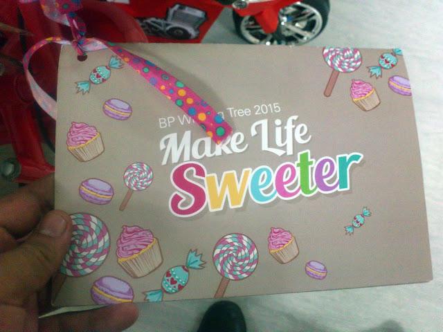 Make Life Sweeter