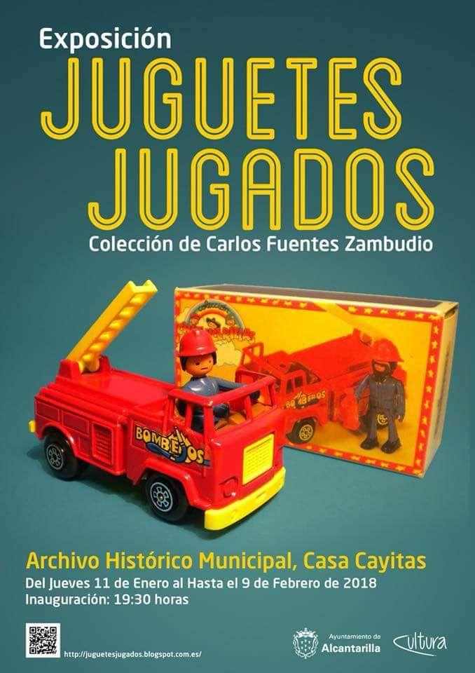 Exposición de juguetes
