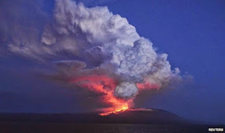 What does band name Nocturnal Emissions stand for - volcano-eruption-galapagos