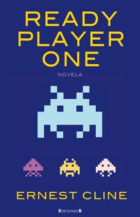 literatura, ready player one, reseña, opinion, libro, ernest cline, novela, friki, ediciones b, lectura recomendada, p3rzival, art3mis, hache, shoto, daito, ultraman, firefly, dungeons & dragons, rol,
