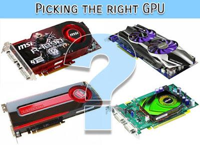 Picking the right GPU