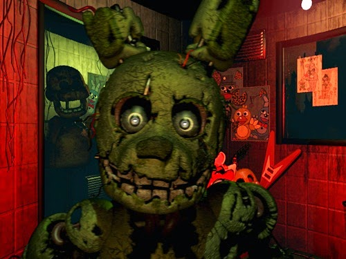 Five Nights at Freddy's 3 - PC (Download Completo em Torrent)