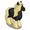 FarmVille Vanner Horse