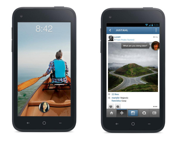 The New Facebook Smartphone From Htc Review Tips