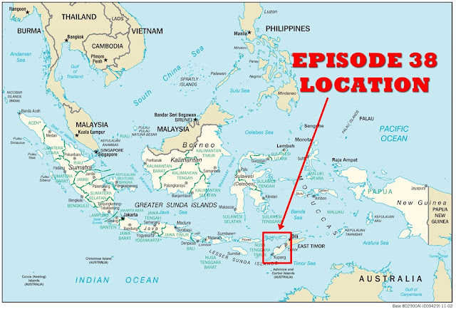 Rote >> Lorelei S Adventures Episode 38 Indonesia Rote To Kupang