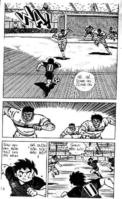 Jindodinho - Đường Dẫn Đến Khung Thành III  Tập 25 page 14 Congtruyen24h
