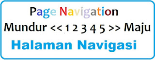 Aneka Cara Membuat Widget Halaman Navigasi Menarik untuk Blogger