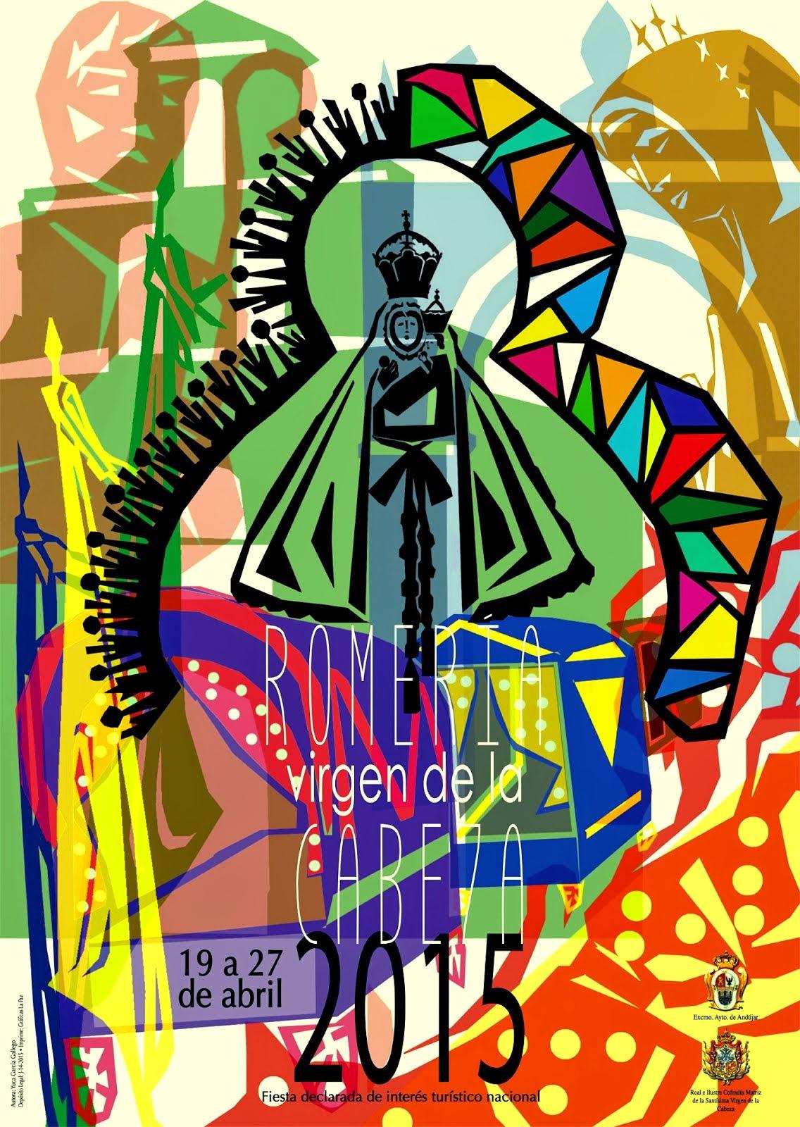 Romería de la Virgen de la Cabeza 2015