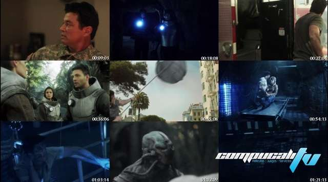 Age of Tomorrow (2014) DVDRip Latino