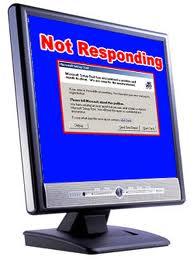 Penyebab Suatu Aplikasi / Program Not Responding / Tidak Merespon