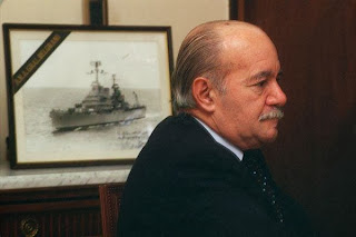 Captain Héctor Elías Bonzo †
