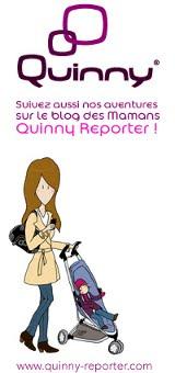 Mon expérience de Maman Quinny Reporter 2011 et 2012