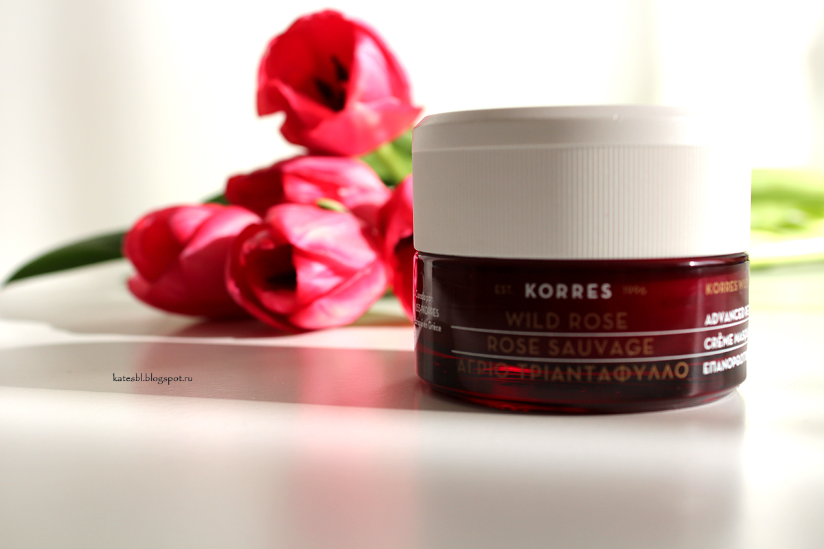 Korres Wild Rose Advanced Repair Sleeping Facial