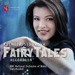 CHRCD055 - Ksenija Sidorova Fairy Tales
