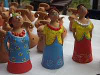 День города 2012 Славянск-на-Кубани.  Выставка-продажа народного творчества