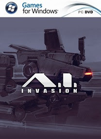 A.I Invasion-RElOADED Terbaru For Pc cover