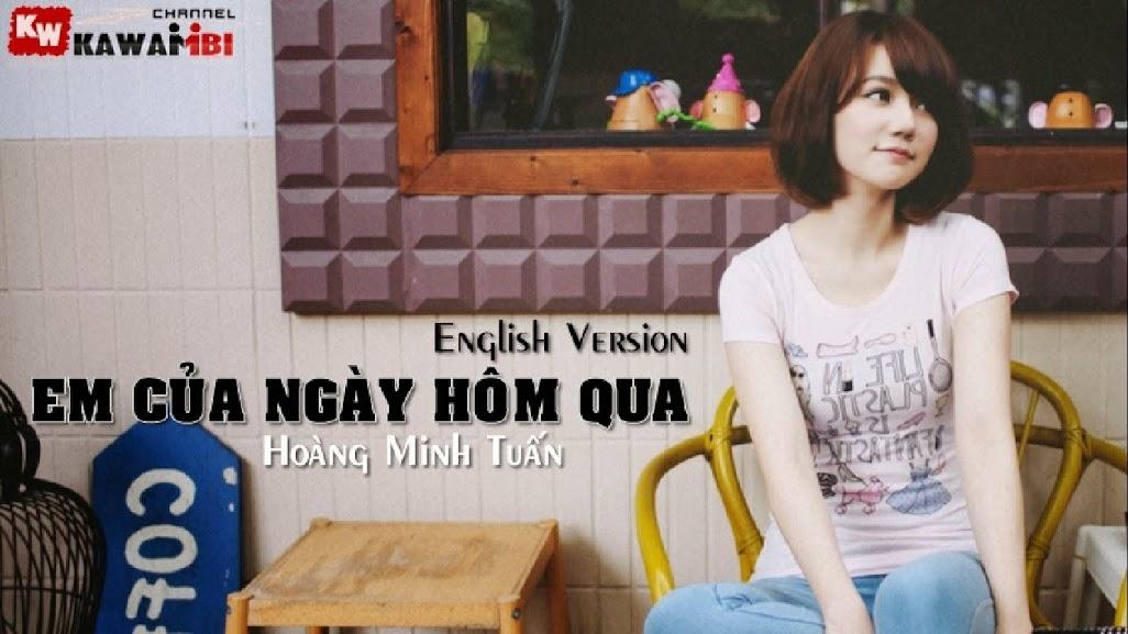 Harmonica tabs - Em của ngày hôm qua - English Version
